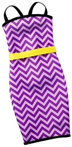 Barbie Fashions Purple Dress