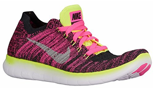 Nike Big Girls' Free RN Flyknit Running