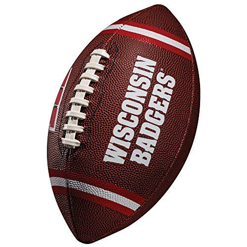 (Franklin Sports NCAA Wisconsin Badgers Football)