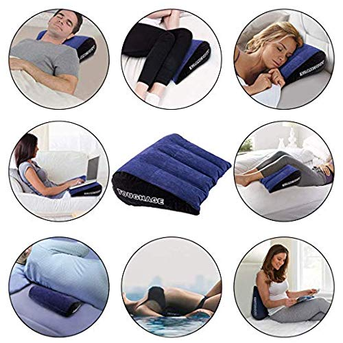 Inflatable-Sexy-PillowPortable-ChairPillowLounge-Aid-Cushion-Triangle-Wedge-Adult-Couple-Game-Toy-Magic-Cushion-1