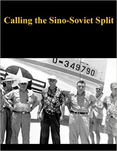 the sino-soviet split essay The sino-soviet split of 1960, started by a split in ideologies about communism, caused massive strain on chinese and russian relations in the 1900s the sino-soviet split search the site go history & culture  cracks in the sino-soviet alliance began to show publicly in 1959.