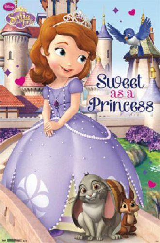 Sofia the First - Princess Poster Print by Generic