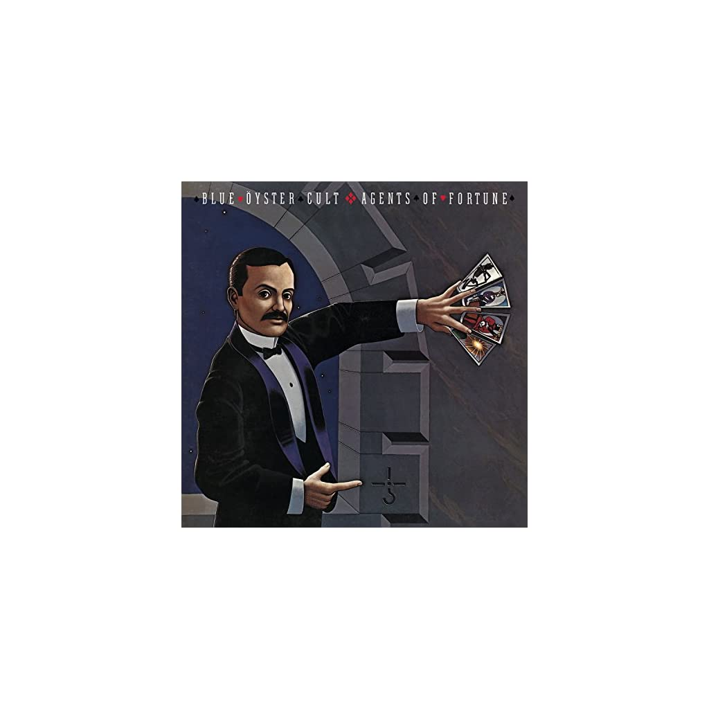 Agents Of Fortune (Gatefold Sleeve)