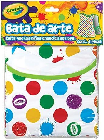 B00005BZM6 Crayola Art Smock 51XgQ9ysejL