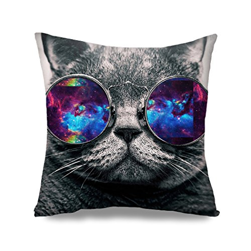 Hipster Sunglasses Rectangle Pillowcase Standard product image