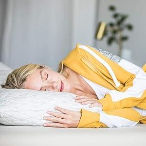 Coop Home Goods Adjustable Shredded Memory Foam Pillow