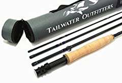 This rod easily competes with rods two or three times the price. There's rarely a need to spend hundreds of dollars or more on a fly rod, and this rod will prove that to you.  Product Specifics   - This is a 4 piece, travel ready 5wt. rod, bu...