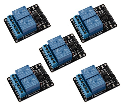 cj-shop-5pcs-2-channel-dc-5v-relay-module-with-optocoupler-low-level-trigger-expansion-board-for-ard