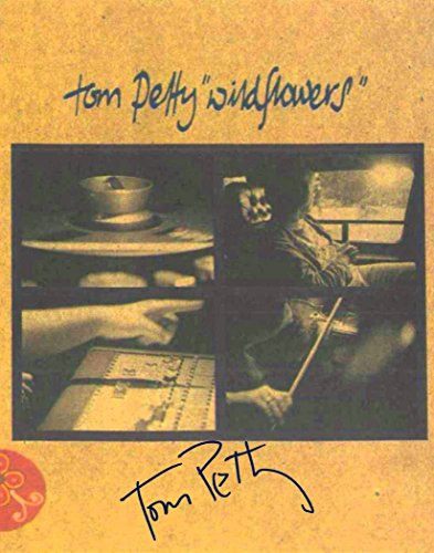 Tom Petty Album Wildflowers Autographed 11x14 Poster Photo from Celebrity Graphs