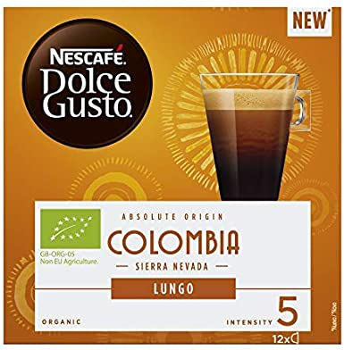 NESCAFÉ Dolce Gusto Cápsulas de Café Origen Colombia, 3 Paquetes ...