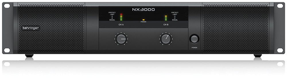 Behringer Monitor Speaker And Subwoofer Part (NX3000)