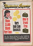 img - for The Capitalist Reporter, vol. 3, no. 2 (March/April 1973) (Rare Gold Coin Bonanza; Become a Garbage Tycoon; Guam the Next Hawaii?; Find the Next Xerox or Polaroid) book / textbook / text book