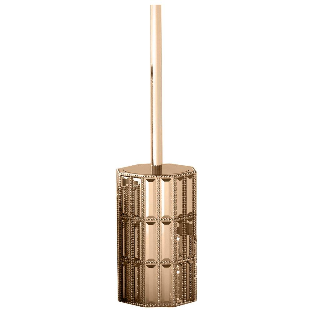 nu steel Glitz Gold Bowl Brush by The Tatara Group
