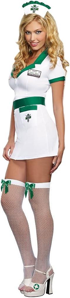 Nurse Anita Reefer Costume