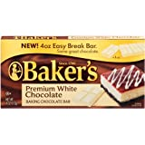 Baker's White Chocolate, 4 oz