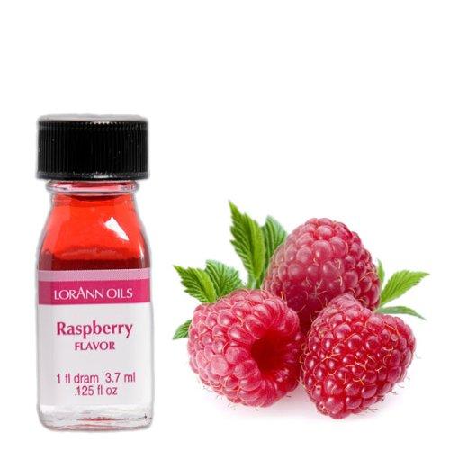 LorAnn Gourmet Liquid Flavoring RASPBERRY - 1 DRAM