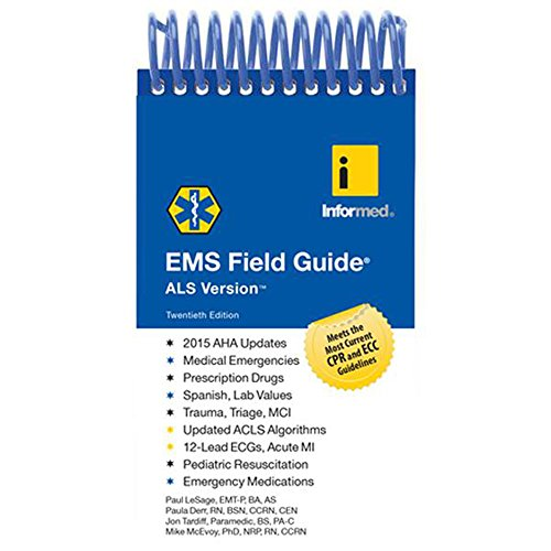 Emt Pocket - EMS Field Guide, ALS Version