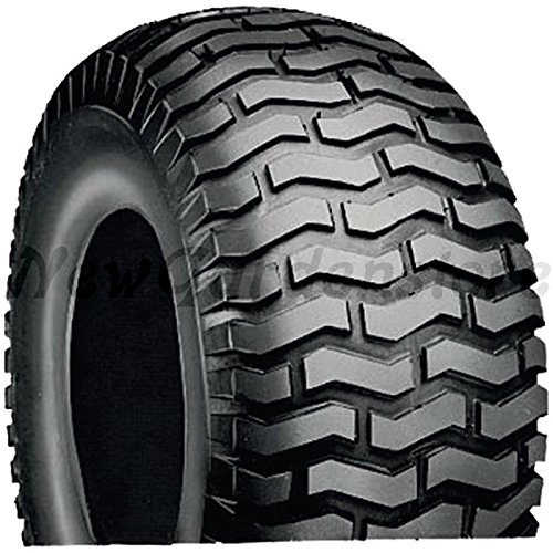 Neumático Goma Rueda Tractor cortacésped 24 x 8.50 - 12 Flat ...