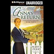 Anna's Return: Pleasant Valley, Book 3 | Marta Perry