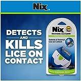 Nix Electronic Lice Comb Instantly Kills Lice
