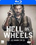 Hell on Wheels - Season 2 (Blu-ray) (3-Disc Set) -IMPORT - Tony Gayton with Anson Mount and Colm Meaney.