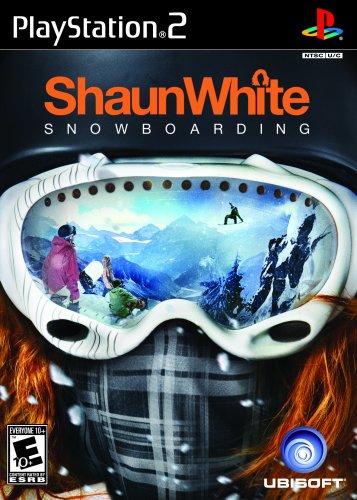 Shaun White Snowboarding - PlayStation 2 (Playstation 2 Ssx)