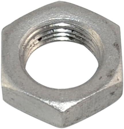 Nologo Hex Nut Lock Nut O-ring Groove Stainless Steel Lock Nut Hex Screw