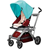 Orbit Baby G3 Stroller - Teal - Ruby - Gray