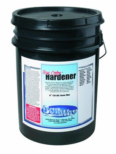 BonWay 32-204 True Color Concrete Hardener, Medium Grey ()