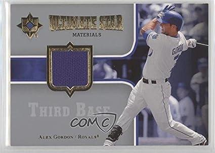 Amazoncom Alex Gordon Baseball Card 2007 Ultimate