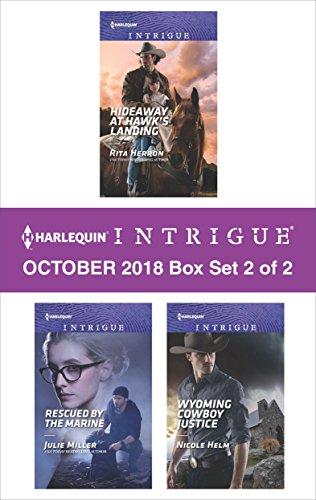 Harlequin Intrigue October 2018 - Box Set 2 of 2: An Anthology