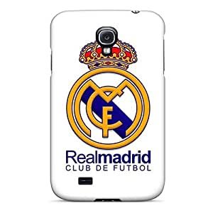 Excellent Design Fc Real Madrid Case Cover For Galaxy S4