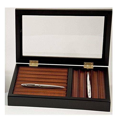desk-accessories-harrowgate-wooden-pen-case-holds-13-pens