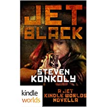 JET: BLACK (Kindle Worlds Novella)