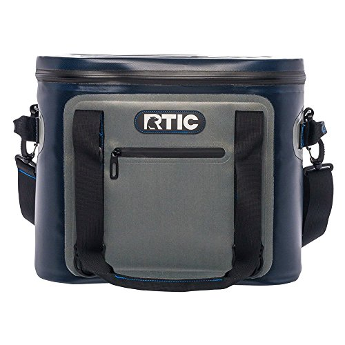 RTIC Soft Pack 30 - Blue / Grey by RTIC