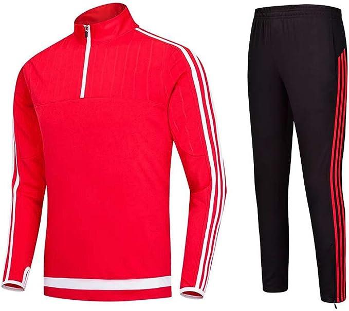 Vêtements d'entraînement de Football Vêtements de Sport à