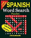 Large Print Spanish Word Search Puzzles (Volume 1) (Spanish Edition)