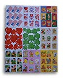 Best Eureka Book 4 Year Olds - Eureka Holiday Sticker Assortment - 432 Stickers Total Review