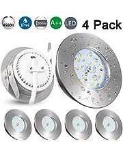 Amazon.es: Iluminación empotrable para el cuarto de baño ...