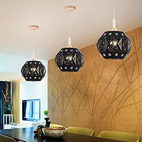 Ehime Modern Chandelier Black Wrought Iron Dining Room Lighting Ideas Personalized Small Chandeliers Energy Class A