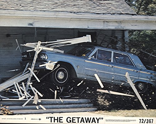 Getaway Bottom (The Getaway 1972 Authentic 8