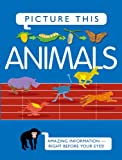 Picture This! Animals, Margaret Hynes, 0753468875