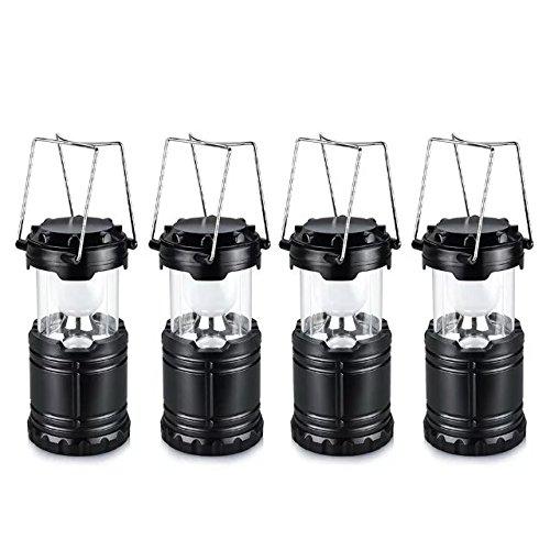PrimAcc Camping Lantern Set