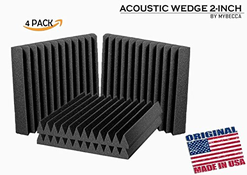 4-pack-mybecca-2-inch-acoustic-wedge-premium-studio-soundproofing-foam-wall-tiles-12-x-12-x-2-inches