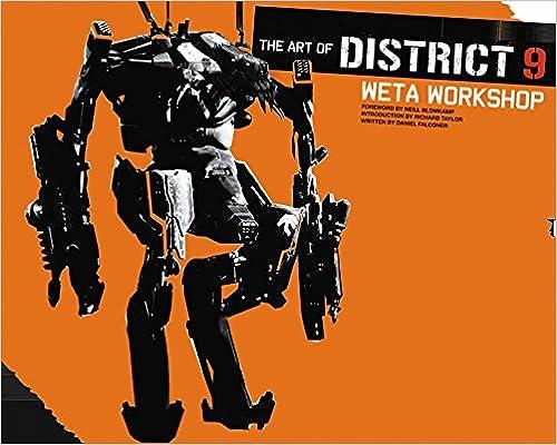 Descargar PDF The Art Of District 9