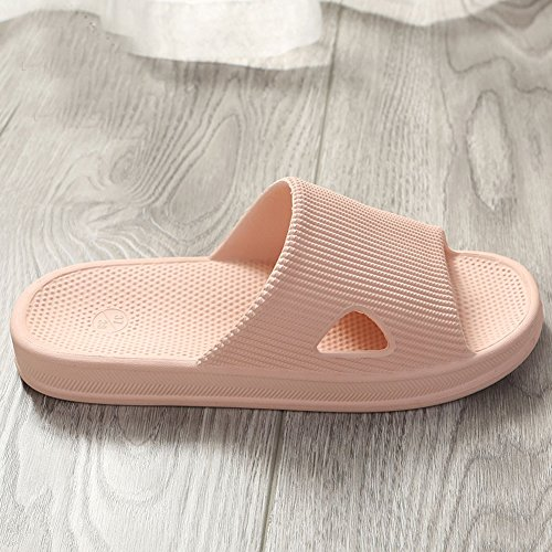 Women Men Slip Bathroom Anddyam Shower Sandals Slippers Bath Indoor Nude House Anti and Home dxHwvw0E