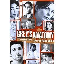 grey's anatomy - season 02 parte 02 (4 dvd) box set dvd Italian Import