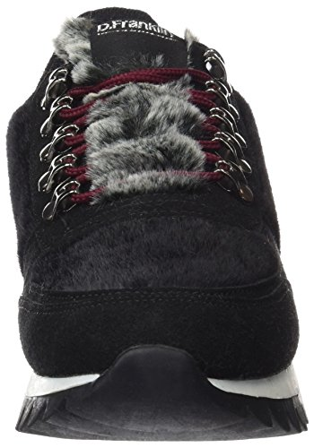 Hik19305 Pantofole Franklin Nero Stivaletto D Sneaker negro A Donna SwExdctqA
