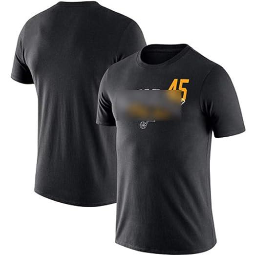 HS-MANWEI Sudadera De Baloncesto Camiseta De Manga Corta De Utah ...