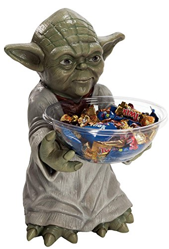 Star Wars Yoda Candy Bowl Holder (Season 7 Modern Family Halloween)